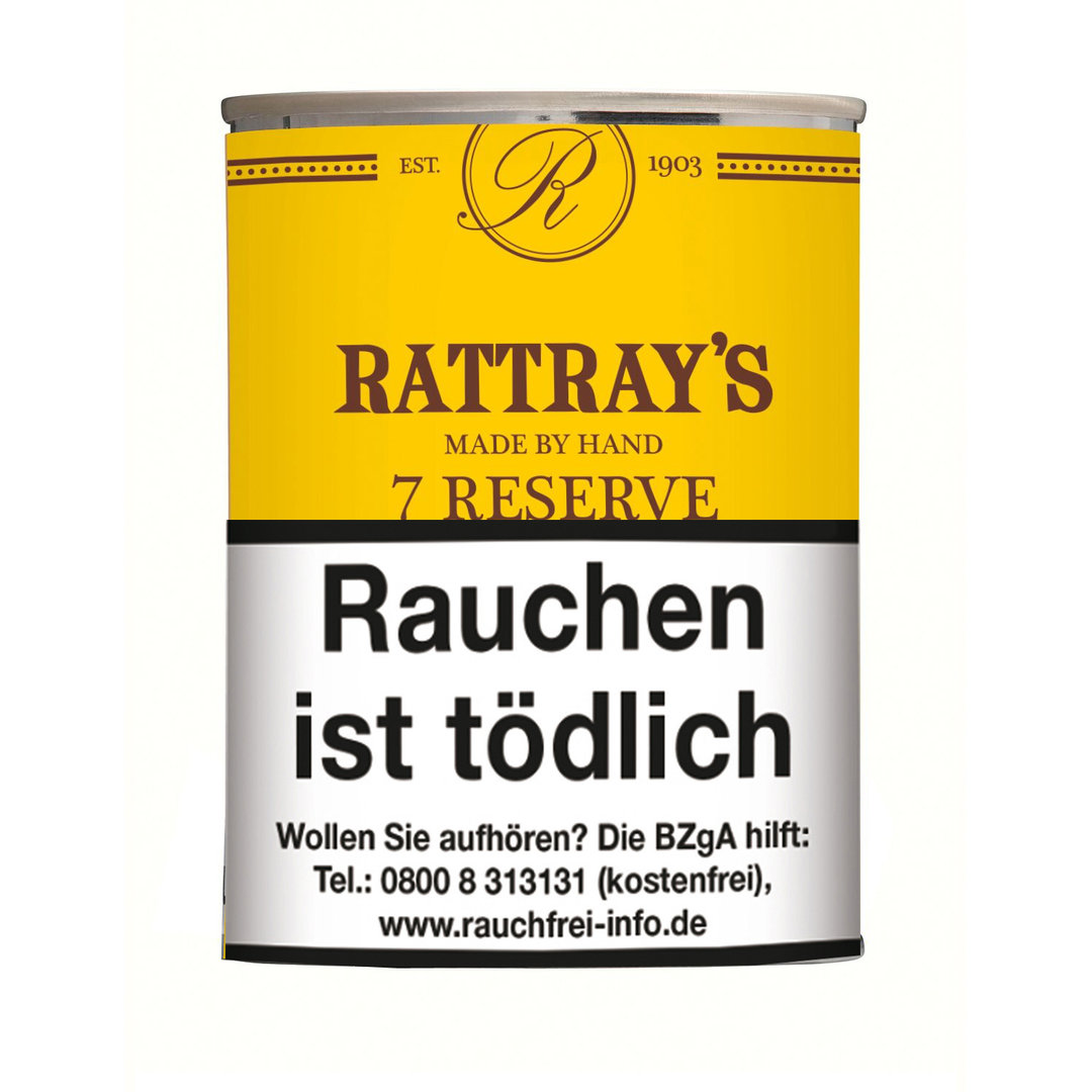 Rattray's 7 Reserve 100gr.