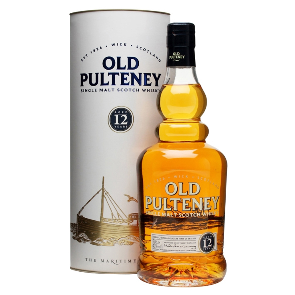 Old Pulteney 12 0,7l