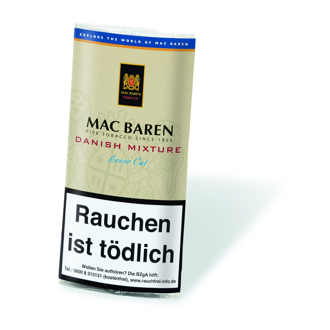 Mac Baren Danish Mixture (Mixture Aromatic)