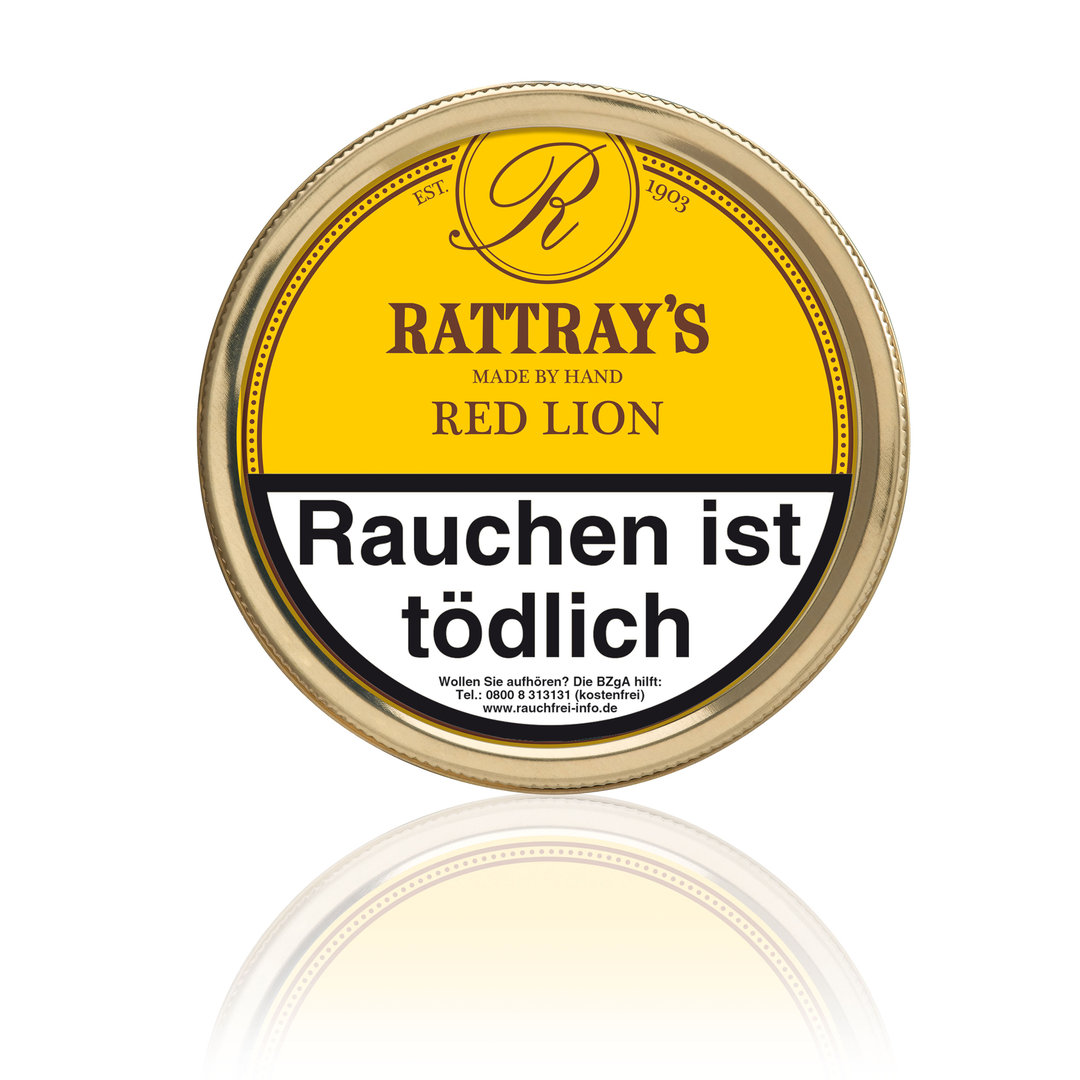 Rattray's Red Lion 100gr.