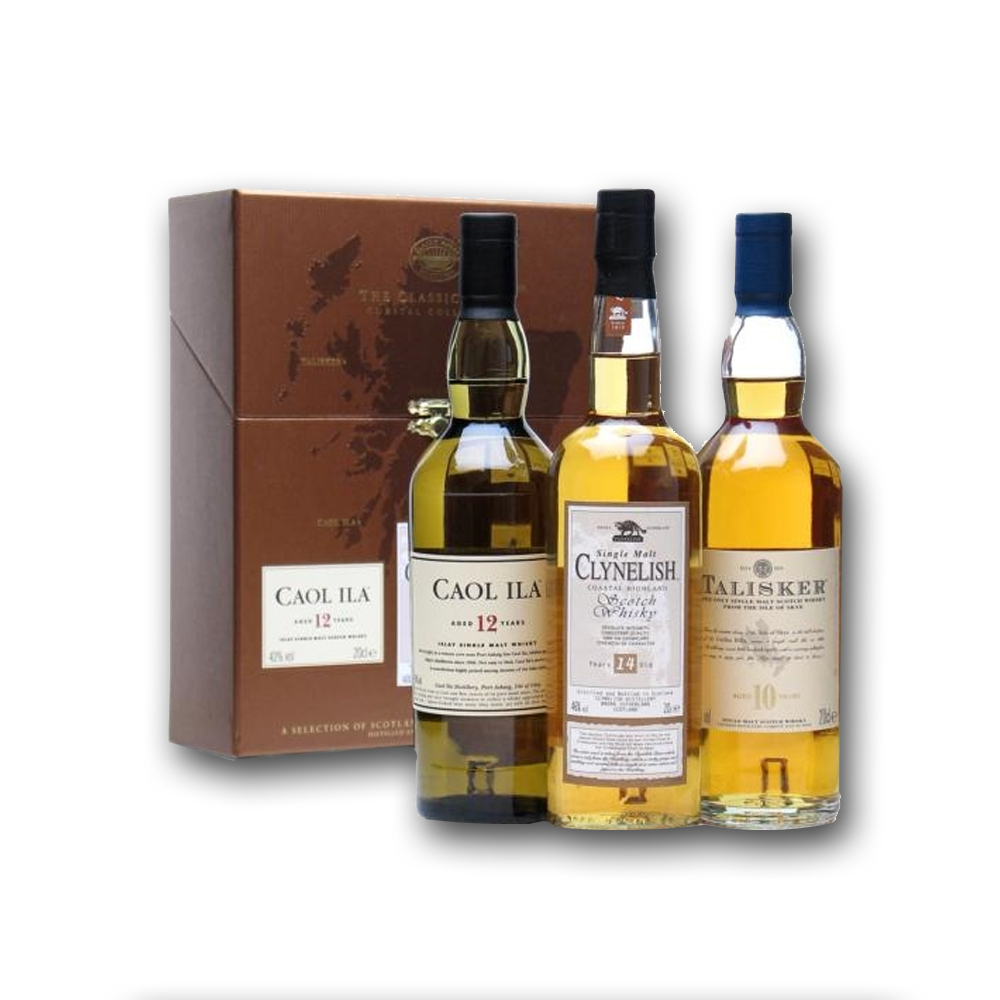 Classic Malts Collection Coastal 3x0,2l