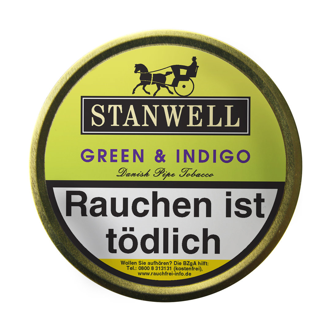 Stanwell Green & Indigo (Kir & Apple) 50gr.