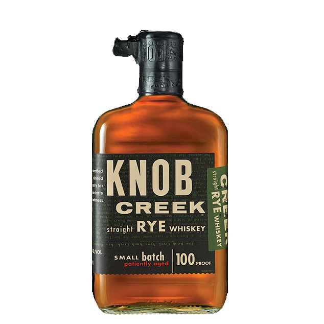 Knob Creek Rye Whiskey 0,7l
