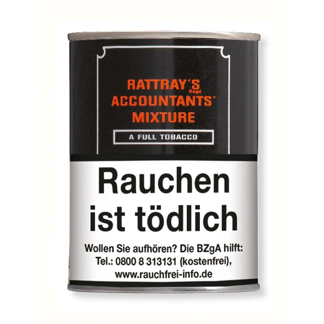 Rattray's Accountant's Mixture 100gr.