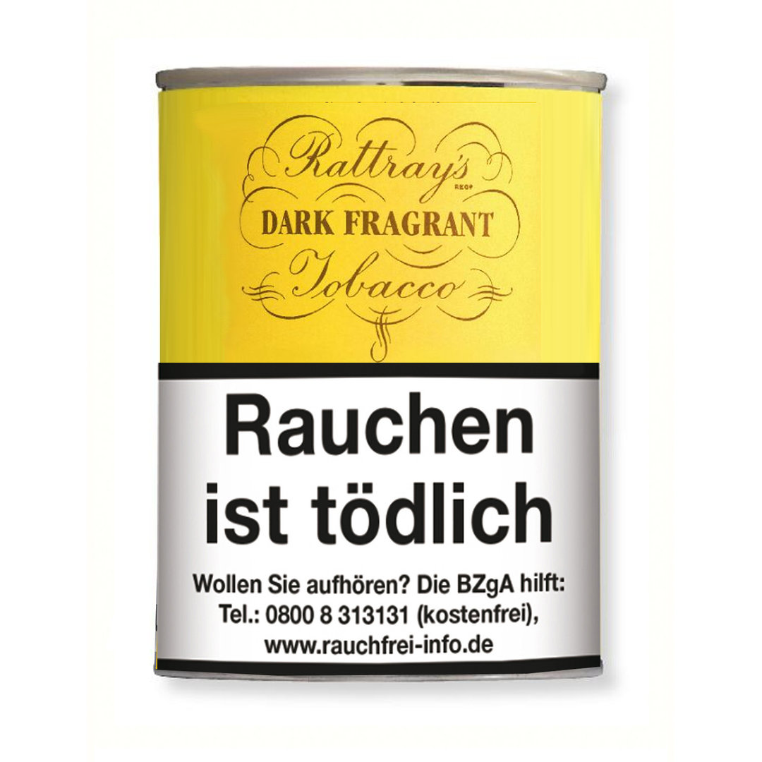 Rattray's Dark Fragrant 100gr.