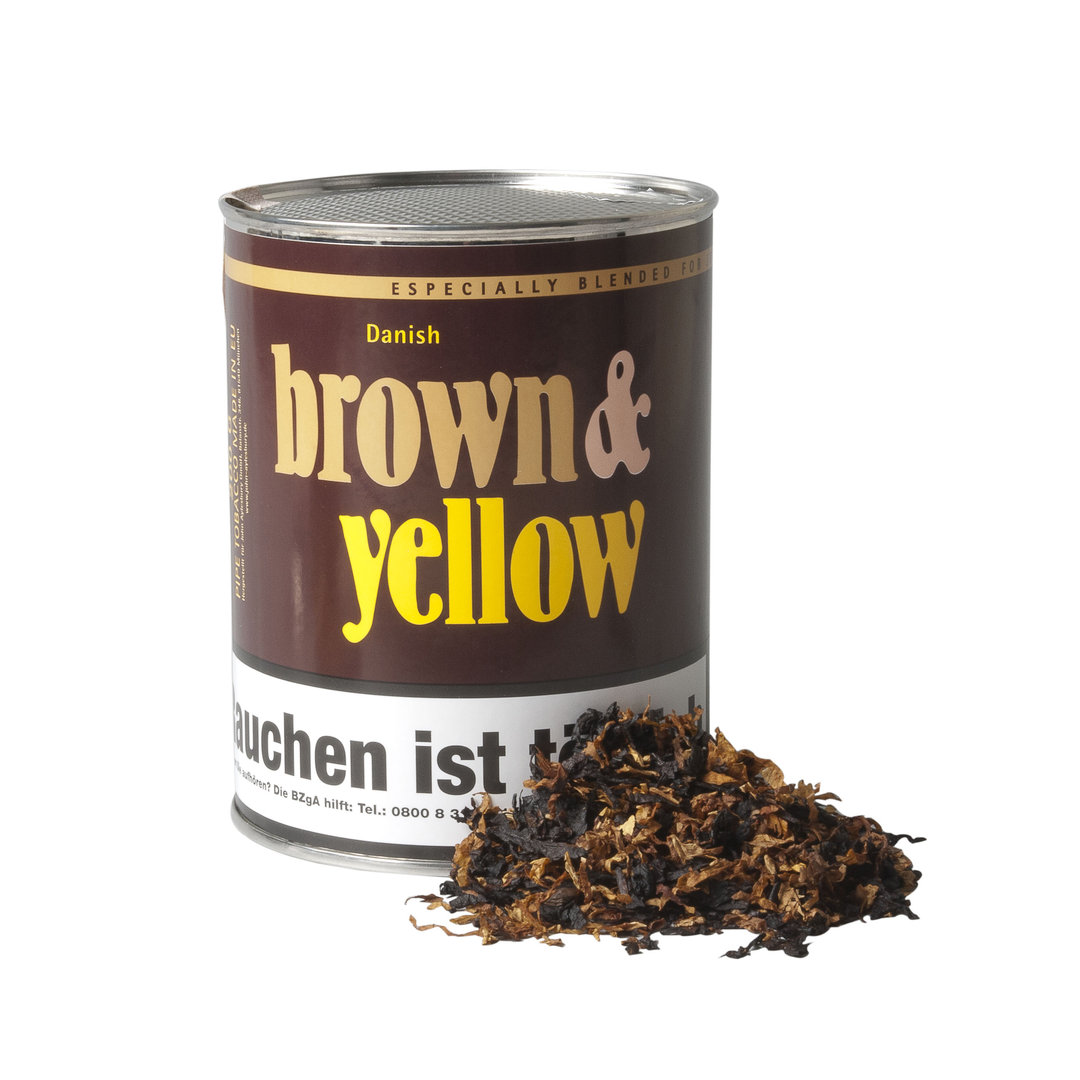 John Aylesbury Brown & Yellow 200gr.