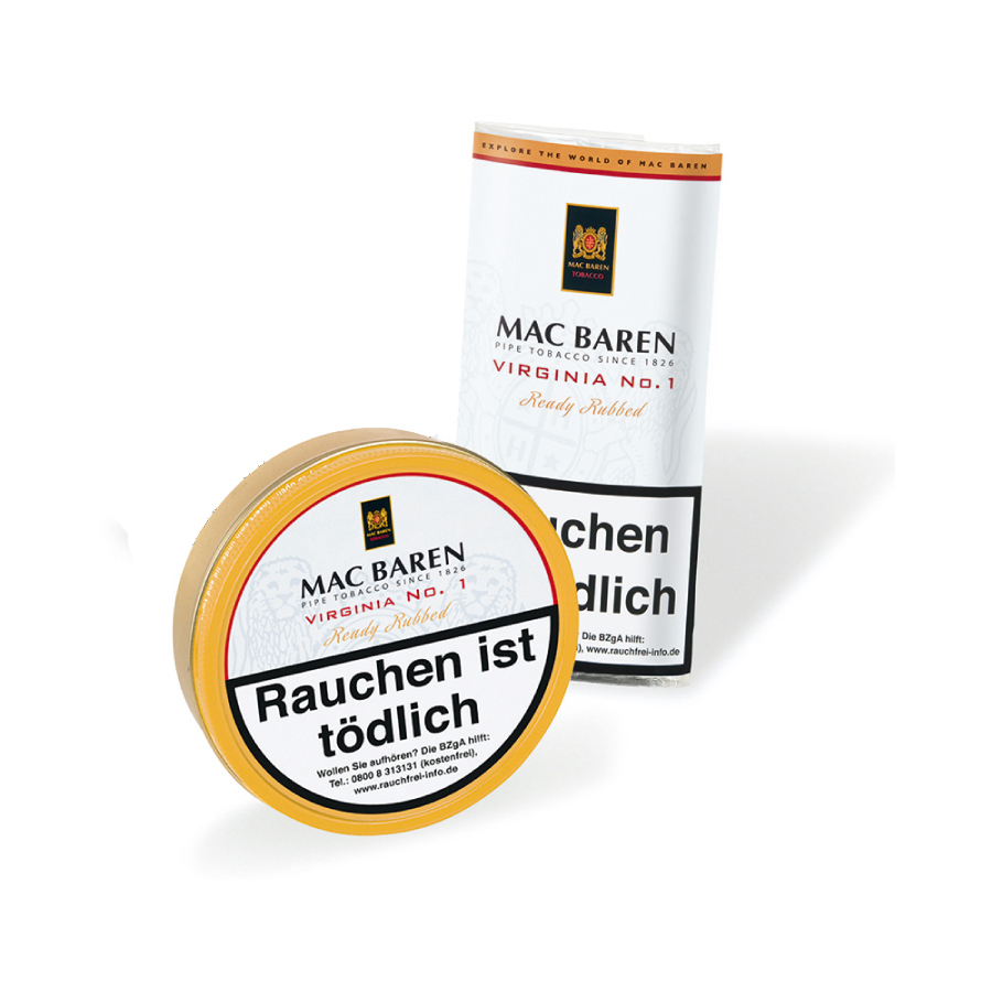 Mac Baren Virginia No.1 100gr.