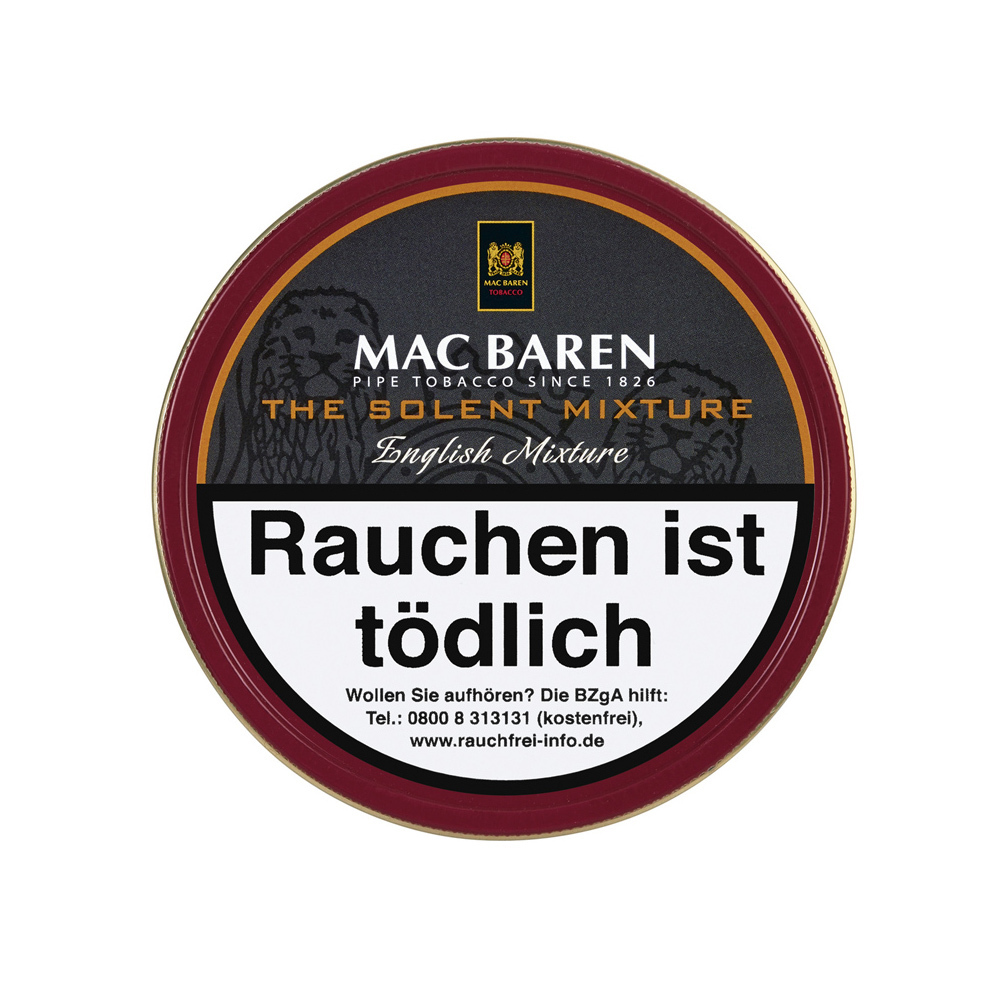 Mac Baren The Solent Mixture 100gr.