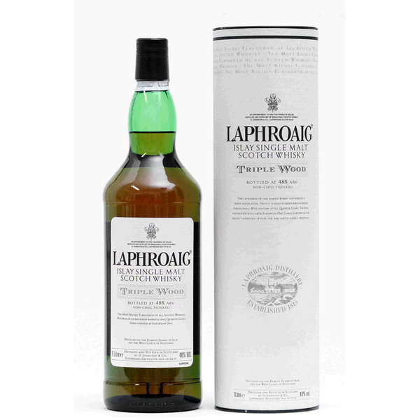 Laphroaig Triple Wood - 0,7l