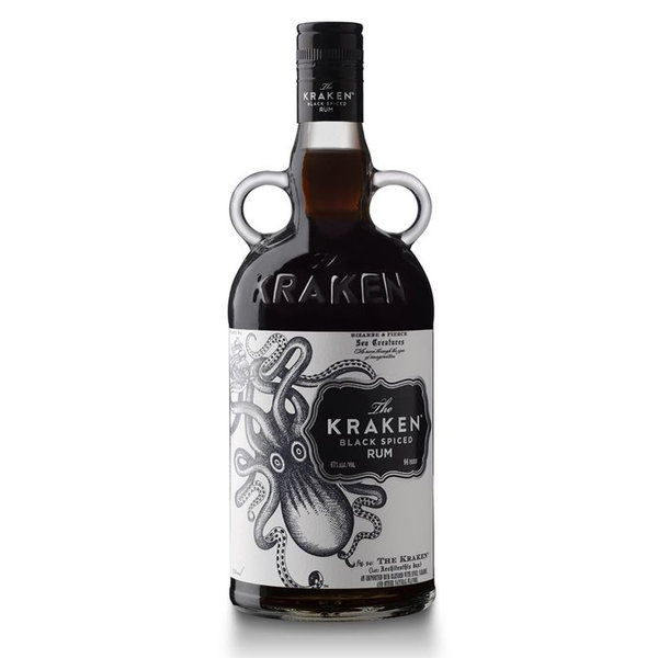 The Kraken - Black Spiced Rum 0,7l