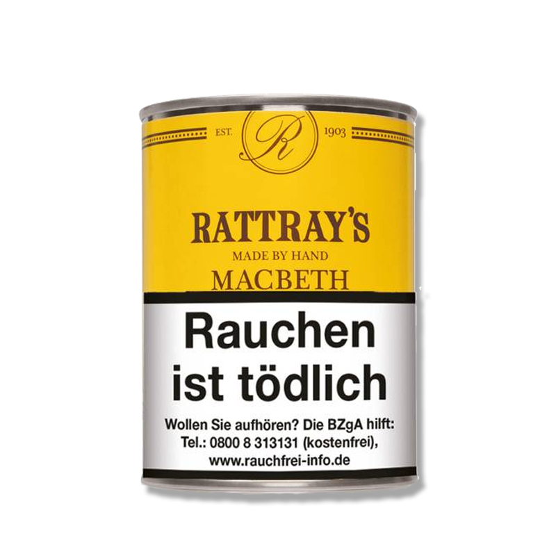 Rattray's Macbeth 100gr.