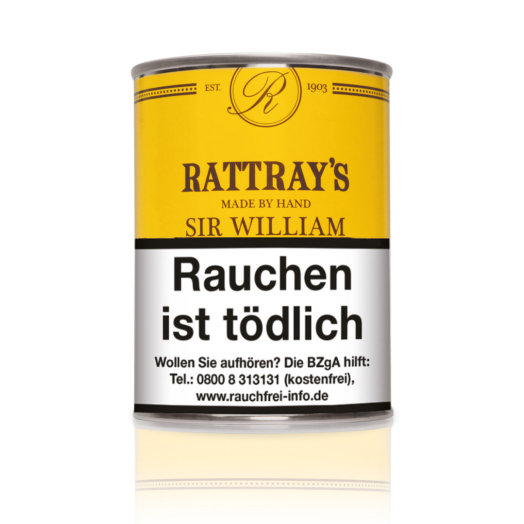 Rattray's Sir William 100gr.