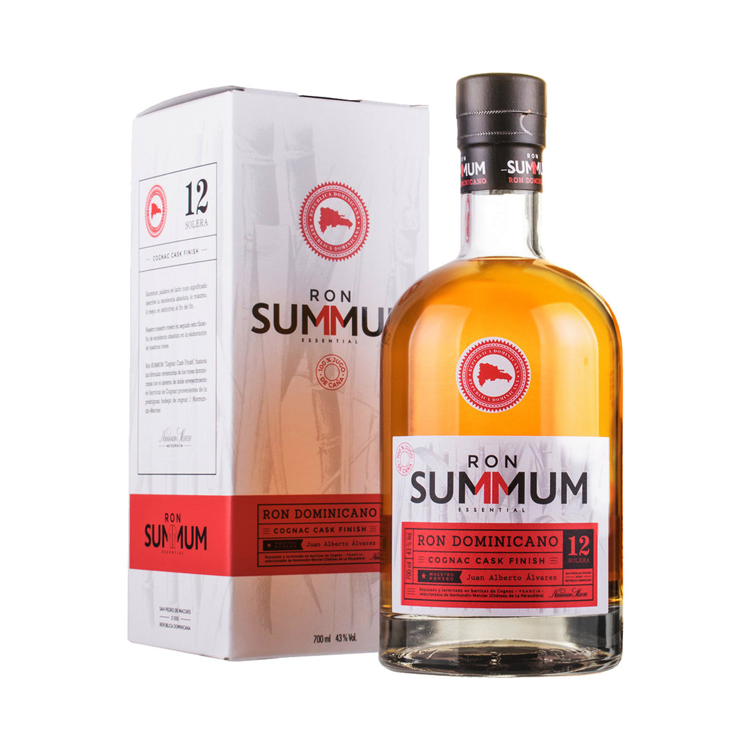 Summum 12 Cognac Finish Rum 0,7l