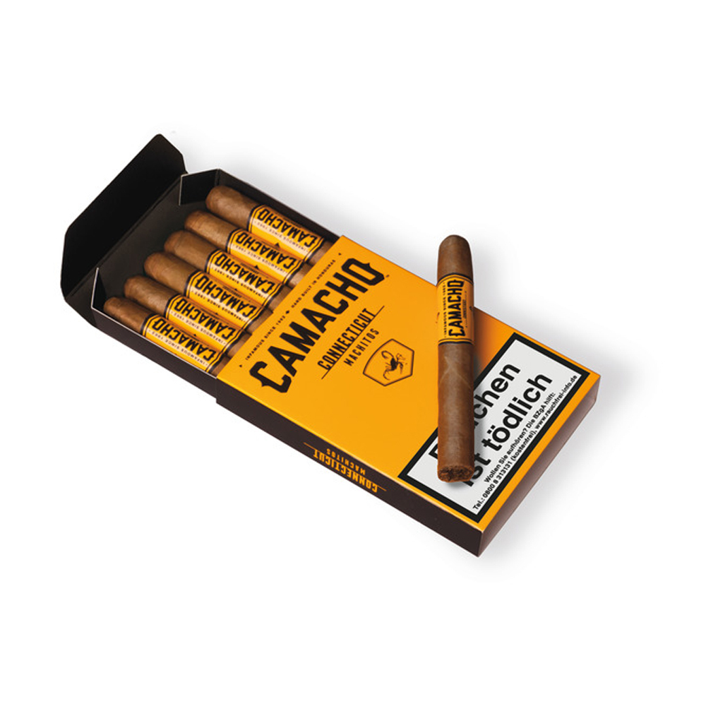 Camacho Connecticut Machitos 6er
