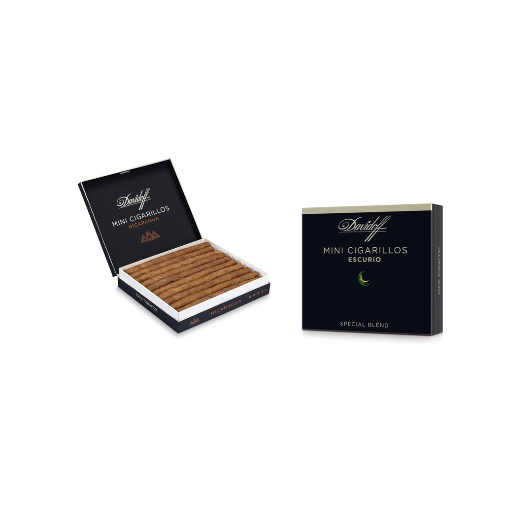 Davidoff Mini Escurio 20er