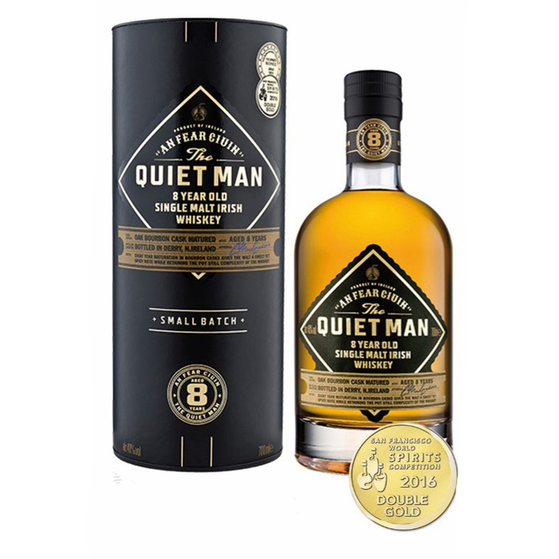 Quiet Man 8yo 0,7l