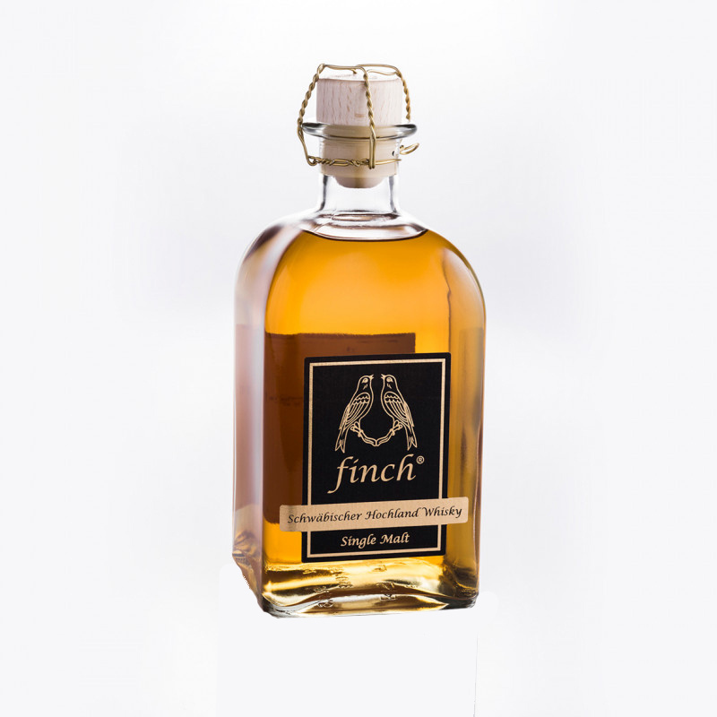 Finch Single Malt Sherry 0,5l