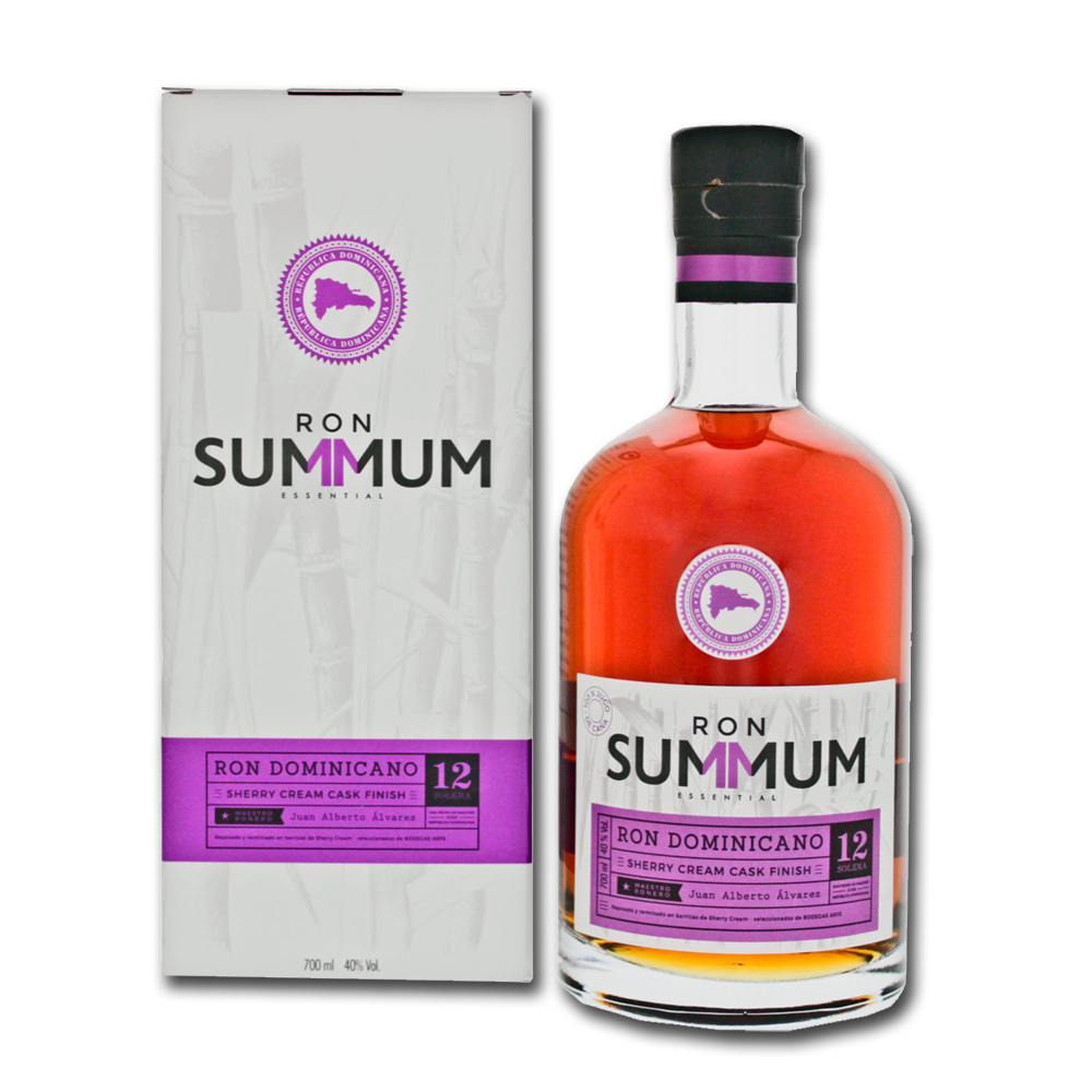 Summum Sherry Cream Cask Finish 0,7l