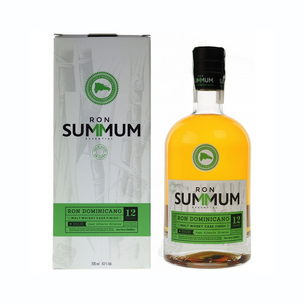 Summum Malt Whisky Cask Finish 0,7l