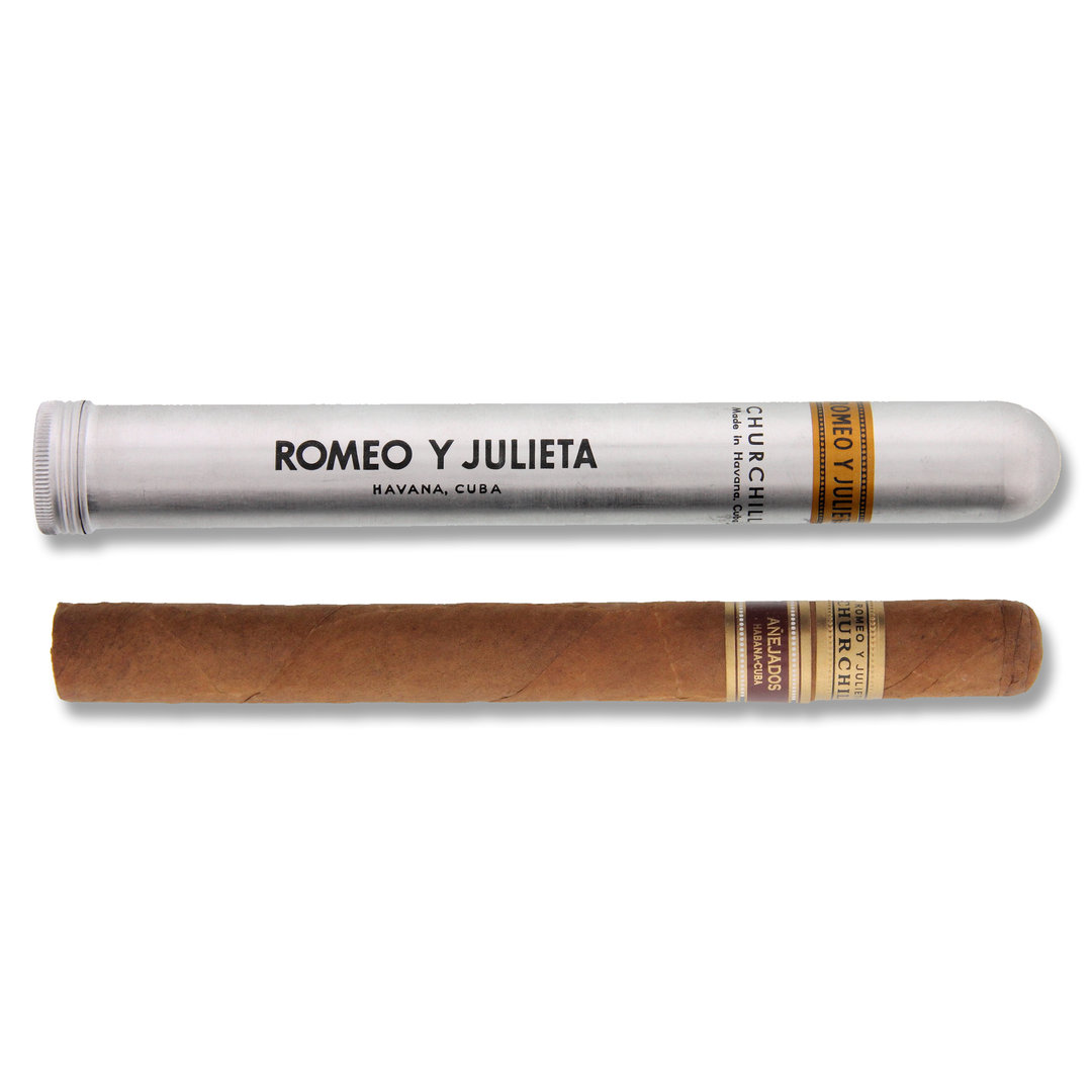 Romeo y Julieta Anejados Churchill
