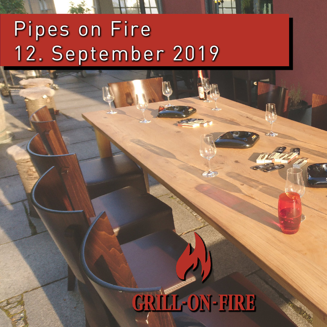 Pipes on Fire 12.09.2019