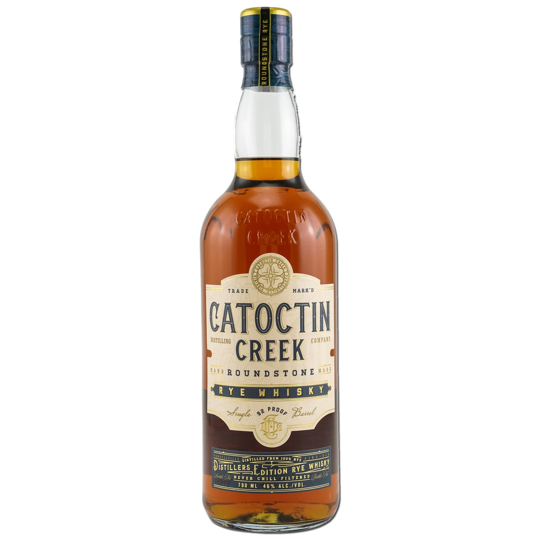 Catoctin Creek Rye Distillers Edition 0,7