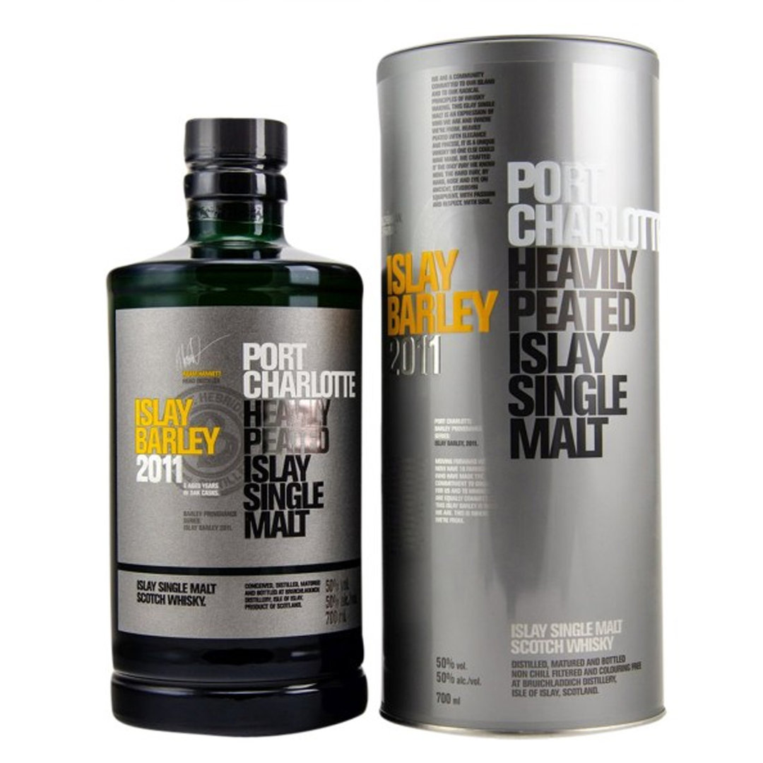 Port Charlotte Islay Barley 2011  0,7l