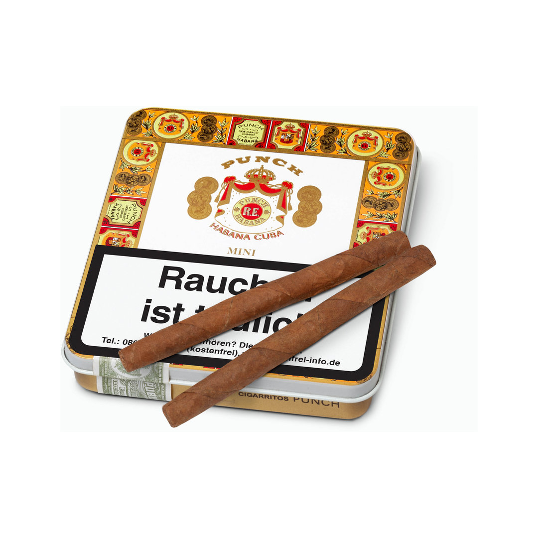 Punch Mini Cigarillo 20er