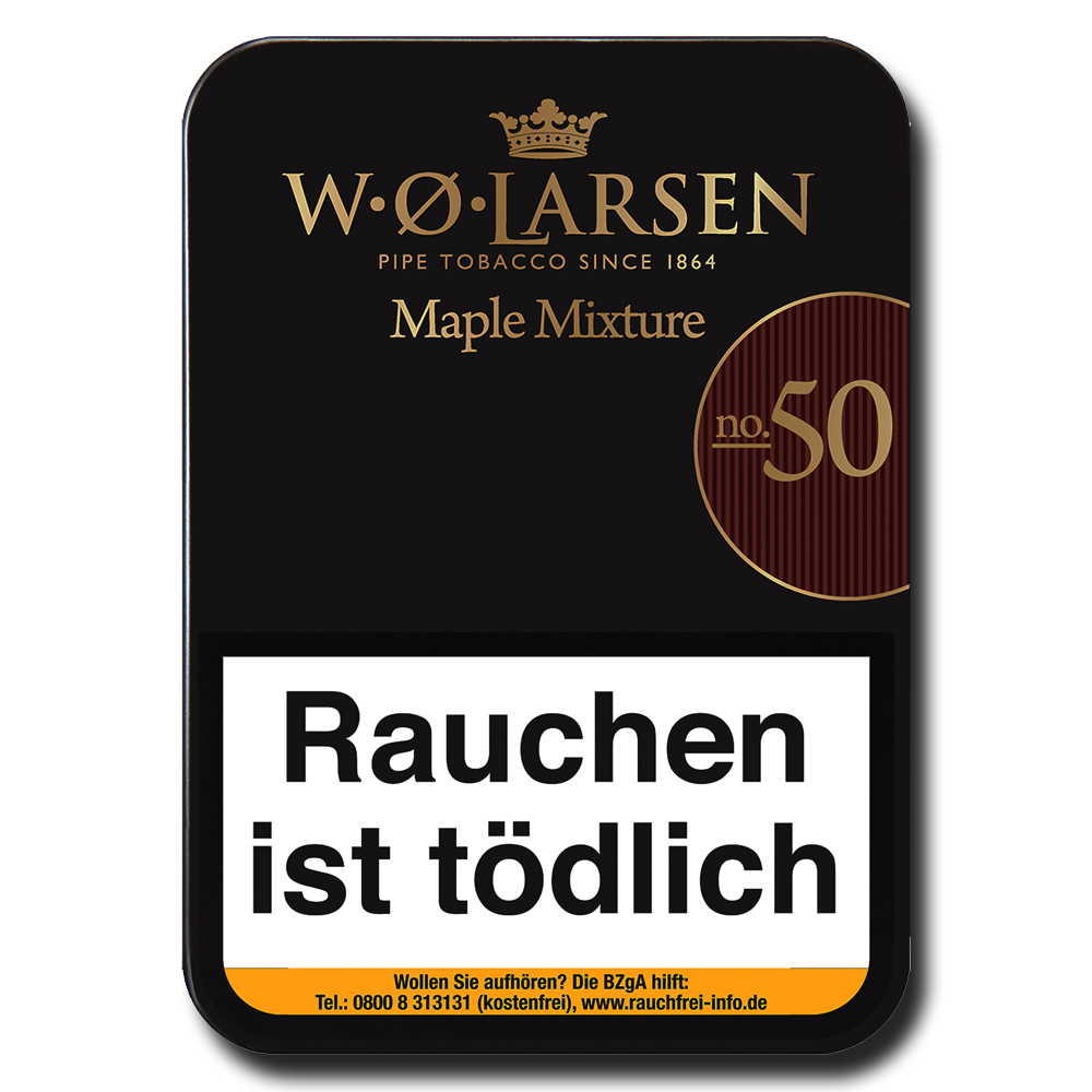 W.O. Larsen no.50 Maple Mixture 100gr.